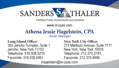 Business cards stationery samples long island print company sanders thaler viola katz llp stationery and business cards reheart Gallery